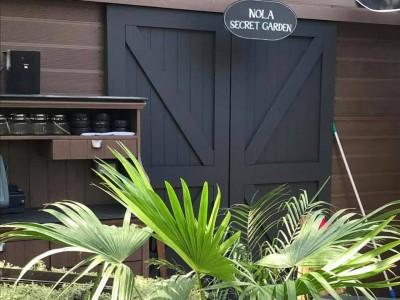 NOLA (Garden, Secret Garden & Nursery)